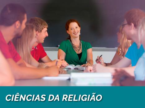 Ciências da Religião (Licenciatura - 48 meses)