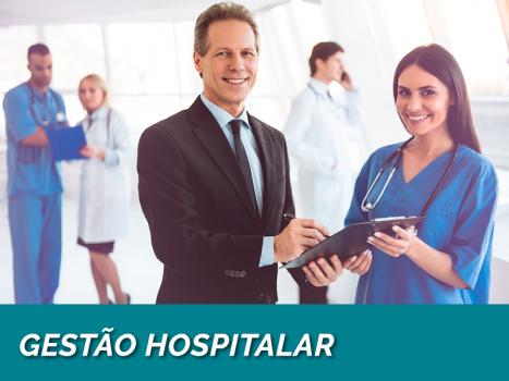 Gestão Hospitalar (Tecnólogo - 36 meses)