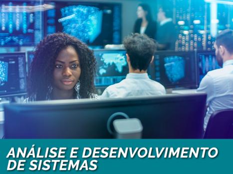 Análise e Desenvolvimento de Sistemas (Tecnólogo - 30 meses)