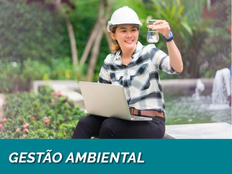 Gestão Ambiental (Tecnólogo - 24 meses)