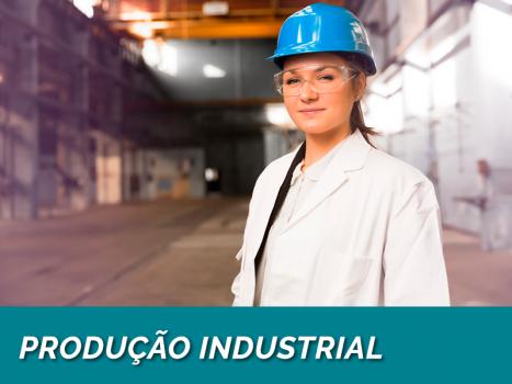 Gestão da Produção Industrial (Tecnólogo - 36 meses)