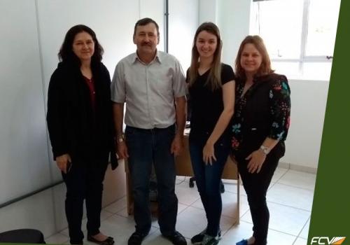 Parceria leva cursos da FCV para o município de Herveiras