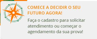 Comece a decidir o seu futuro agora!